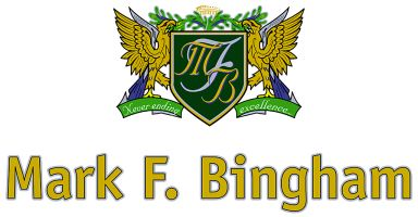 Mark F. Bingham