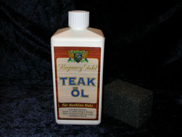 500 ml Regency Gold Teak Oil ( dark )